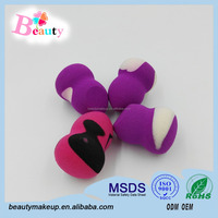 Two Colors!!New Product Cosmetics Make Your Own Brand Beauty Sponge Makeup Blender Sponge Alibaba Express