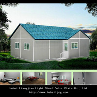 China low cost flat packed container home / container house for sale