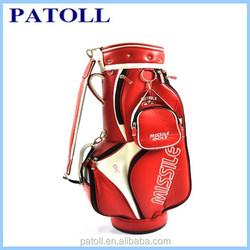 Alibaba china wheeled custom popular golf bag with speakers