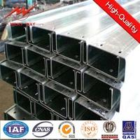 Q235B c channel standard sizes