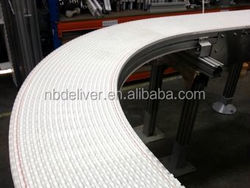 Modular conveyor belt for meat/poulty/sea food/fruit /vegetables