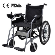 Electric Wheelchair For Elderly Handicapped And Disabled People With Good Prices From China Big Manufacturer