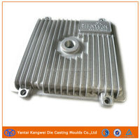Die cast aluminum electrical boxes motor shell in high quality