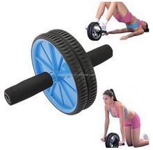 Fitness High Quality Double Ab Roller and AB Exercise Double Muscle Wheel For Sale