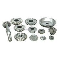 straight bevel gears and pinion for gearbox
