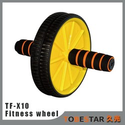 Professional Small Home Use Fitness Equipment Ab Rollers