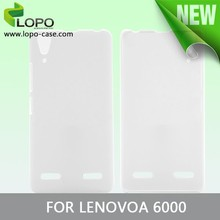 Custom Sublimation blank mobile Phone Cases for Lenovo A6000