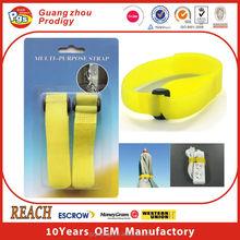 hook and loop elastic strap