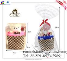 Promotion Cute Towel Cake Souvenir