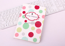 Wholesale Cartoon Leather Flip Stand Tablet Case for iPad Mini 2/3