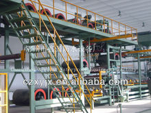 Xinyuan brand membrane automatic rewinder machine waterproofing auxiliary machine automatic sheet making machine