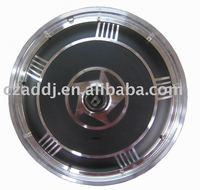 "18"" electric hub motor"