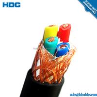 mv nylon multiconductor multicore multi core power cable multi-core pvc insulated