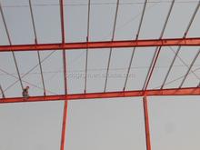 Préfabriquée low cost structure en acier hangars industriels conception entreprise sidérurgique