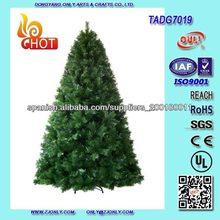Árbol de Navidad hecho a mano