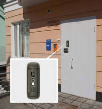 TCP/IP video door phone system School Intercom Systems with Android system
