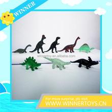 Various design dinasour figures
