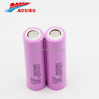 3.7V ICR 18650 li-ion rechargeable battery 2600mAh Protected Rechargeable Batteries