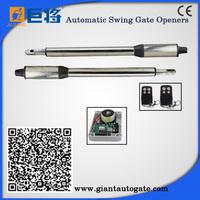 automatic electronic swing gate operators dual swing arms door opener kit