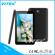 Most popular products sim dual android 7 inch quad core tablet