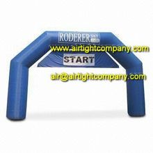 Worldwide sale inflatable archway, sports inflatable arches