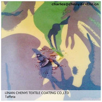 High quality 100% polyester woven fabric