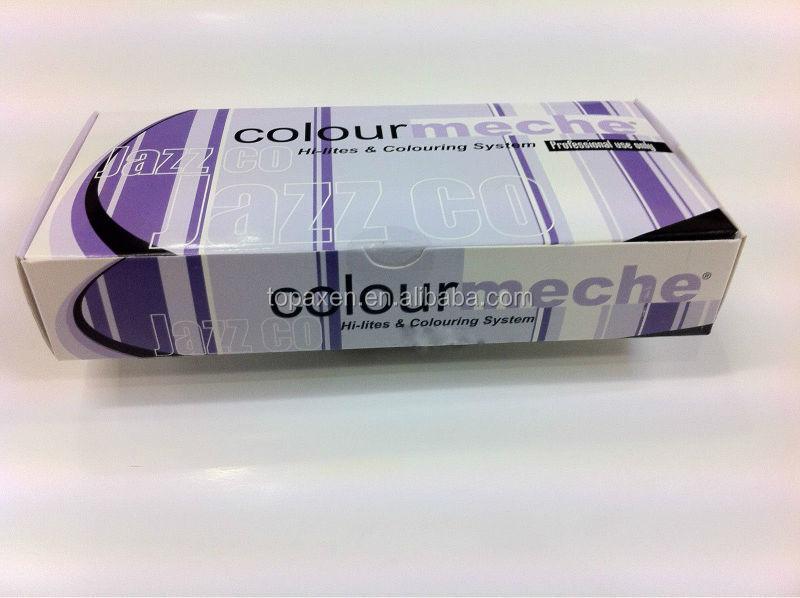 hair meches Schwarzkop Color Meche