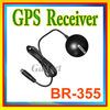 Handheld GPS Receiver Globalsat BR-355 PS2 GPS Receiver SIRF III Laptop