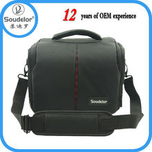 Easy carry practical waterproof slr camera bag made in China
