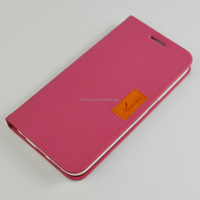 New products special style card slot stand leather case hybrid cover for samsung s6 edge