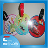 cute luggage tag with full color printing