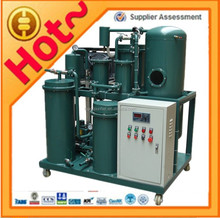 Heavy duty carbon steel construction calendar rolls oil filter equipment model TYA-10