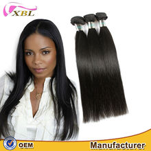 XBL collect the safe hair below 18 years old can be dye human hair extensions