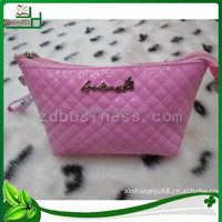 shiny pvc leather quilted cosmetic bags & cases