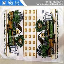Fabricantes enfeite de natal toalha de cozinha