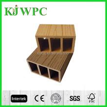 Engineered Wood plastic composite keel decorative WPC Wpc bar beam