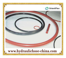 various size silicone rubber o ring with high qual /o ring kit