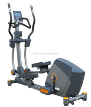 Fitness equipmenbent commercial elliptical machine 114 /144kg steel material