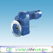 ST Drive Brand F series Hollow shaft mounted gearbox of motor unit