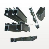 Industrial aluminum extrusion profiles for window and doors