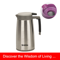 1.2L stainless steel drip coffee pot