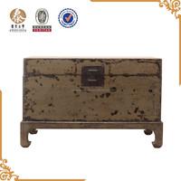 Chinese antique pretty storage box & storage chest & trunk