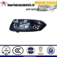 VW polo headlight 2013
