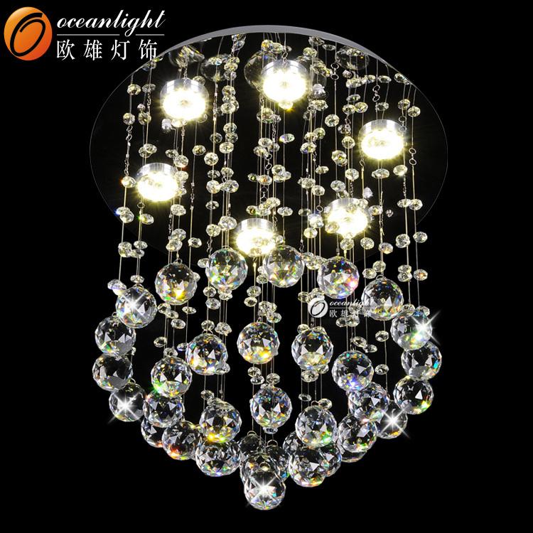 fer clairage suspendu lustre en cristal moderne plafonnier om88553 40 lustre id de produit. Black Bedroom Furniture Sets. Home Design Ideas