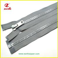 quality open end 8# plastic derlin resin zipper