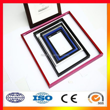 aluminium profile for photo frame/blackboard border/light box