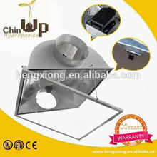 agricultural equipment electronic ballast kit/ aluminum 6 reflector for hydroponics/ wholesale hydroponics reflector
