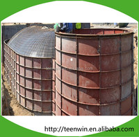 Teenwin 10m3 small size biogas plant