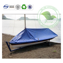 Cheap Waterproof PVC Coated Tarpaulin Boat Cover/PVC Protective Cover/PVC Dust Cover