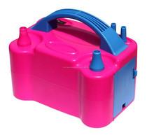Fiesta de cumpleaños del globo bomba eléctrica, eficiente que infla la bomba de juguetes